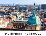 vienna. austria. architecture... | Shutterstock . vector #484539322