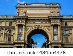 View Of Piazza Della Repubblica ...