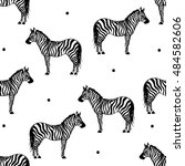 Sketch Seamless Pattern With...