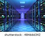 modern web network and internet ... | Shutterstock . vector #484666342