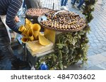 Caldarroste  Roasted Chestnuts...