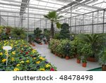 the industrial hothouse  in... | Shutterstock . vector #48478498