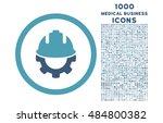 development rounded vector... | Shutterstock .eps vector #484800382