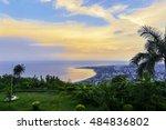 kailasagiri is a hilltop park... | Shutterstock . vector #484836802