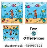 find the differences...   Shutterstock .eps vector #484957828