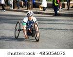rome  italy   april 10  2016 ... | Shutterstock . vector #485056072