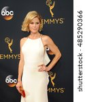 julie bowen at the 68th annual... | Shutterstock . vector #485290366