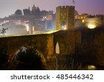 Evening View Of Medieval Bridg...