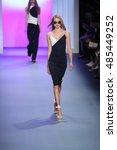 new york  ny   september 09  a... | Shutterstock . vector #485449252