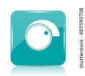 volume control icon. internet... | Shutterstock . vector #485590708