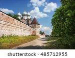 Church Of St. Sergius Of...
