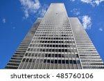 montreal quebec canada 09 15... | Shutterstock . vector #485760106