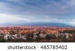 View Of San Jose  Costa Rica