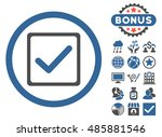 checkbox icon with bonus images....