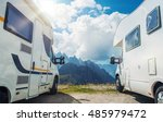 high mountain campers camping....