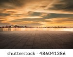 cityscape and skyline of...   Shutterstock . vector #486041386