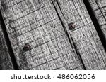 wood wall texture. front shoot... | Shutterstock . vector #486062056