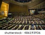 new york  usa   sep 20  2016 ...   Shutterstock . vector #486193936
