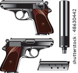 German Pistol Created For...