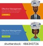 vector template banner for...   Shutterstock .eps vector #486343726
