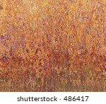 rust texture  seamless in x... | Shutterstock . vector #486417