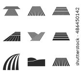 field vector icons. simple...