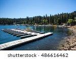 lake arrowhead  usa   16th... | Shutterstock . vector #486616462