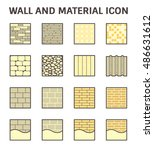 Wall Pattern And Material...