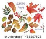 hand drawn illustration  ...   Shutterstock . vector #486667528