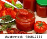 Homemade Preserved  Ketchup An...