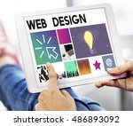 website design ui software...