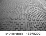 Abstract Background Of Cobble...