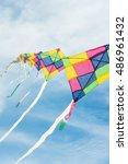 Colorful Multi Color Kites...