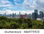 shenzhen  china   september ... | Shutterstock . vector #486975925