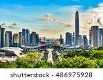 shenzhen  china   september ...   Shutterstock . vector #486975928