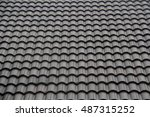 Close Up Of Roof Texture....
