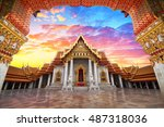 Marble Temple Of Bangkok ...