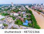 chiang mai  thailand  ... | Shutterstock . vector #487321366