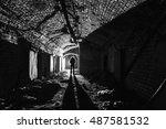 Underground Tunnel In Abandine...
