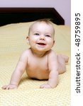 sweet baby girl | Shutterstock . vector #48759895