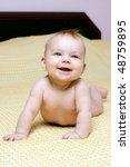 sweet baby girl | Shutterstock . vector #48759895