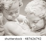 Beautiful Marble Statue Of...