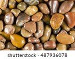 sea rocks background | Shutterstock . vector #487936078