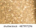 Bokeh Golden
