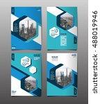 template design layout ... | Shutterstock .eps vector #488019946