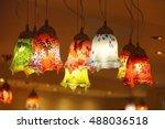 Murano Glass Lamps In Venetian...