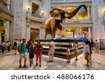 washington d.c. usa   august 11 ... | Shutterstock . vector #488066176
