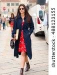 milan  italy  21 september 2016 ...   Shutterstock . vector #488123155