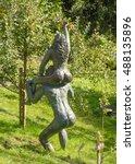 merano  bolzano  italy   ... | Shutterstock . vector #488135896