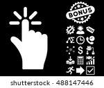 click icon with bonus pictures. ...